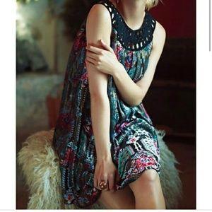 Anthropologie Moulinette Soeurs Linnea Swing Dress